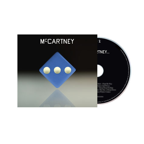 Paul McCartney: McCartney III - Deluxe Edition Blue CD