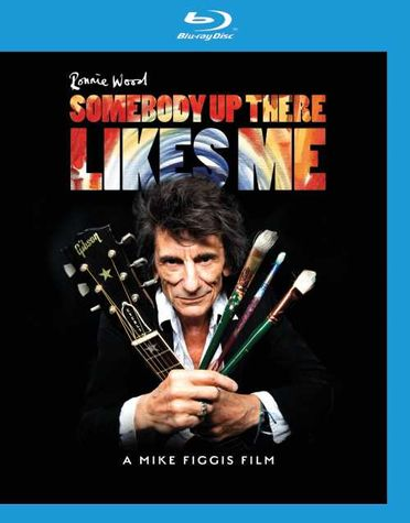 Ronnie Wood: Somebody Up There Likes Me Limited Edition Deluxe (DVD/BLU)