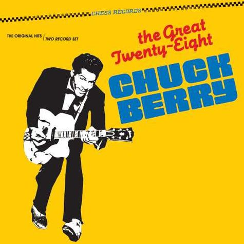 Chuck Berry: The Great Twenty-Eight (LP)