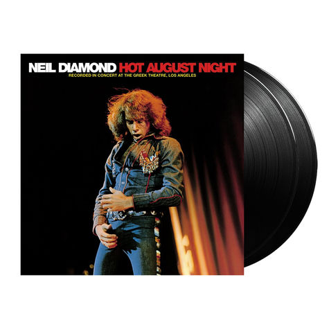Neil Diamond: Hot August Night (2LP)