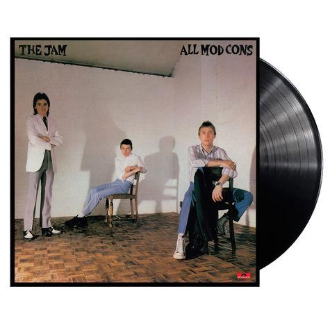 The Jam: All Mod Cons