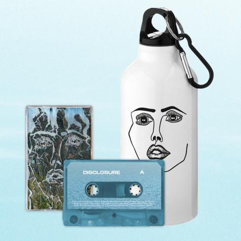 Disclosure: Cassette + Water Bottle