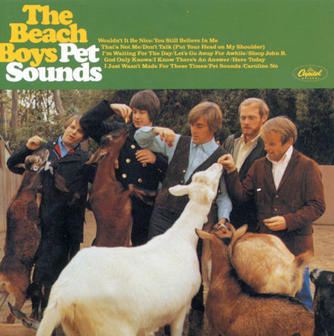The Beach Boys: Pet Sounds (Mono & Stereo)