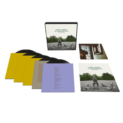 George Harrison: All Things Must Pass (Deluxe 5LP)