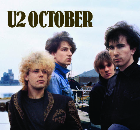 U2: October (Deluxe Edition) (2CD)