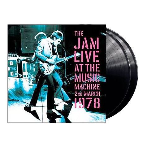 The Jam: Live At The Hammersmith Palais Dec 14 1981 (2LP)
