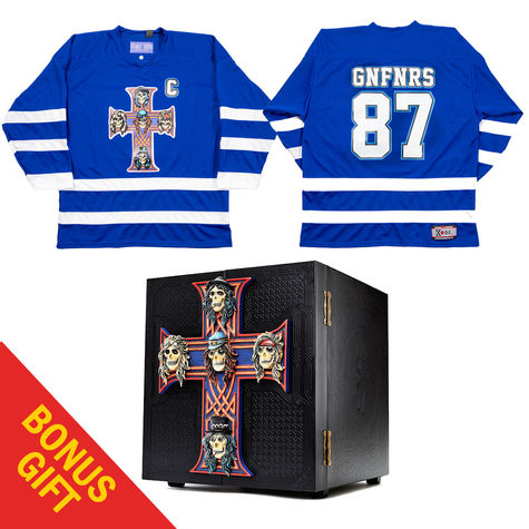 Guns N' Roses: Appetite For Destruction - Locked N' Loaded Edition + AFD Redux Jersey