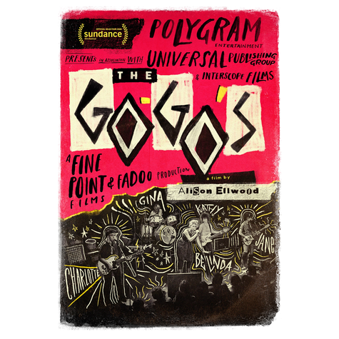 The Go Go's: The Go-Go's Documentary