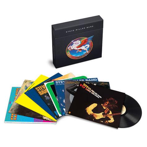 Steve Miller Band: Complete Albums Vol. 1 (1968-1976)