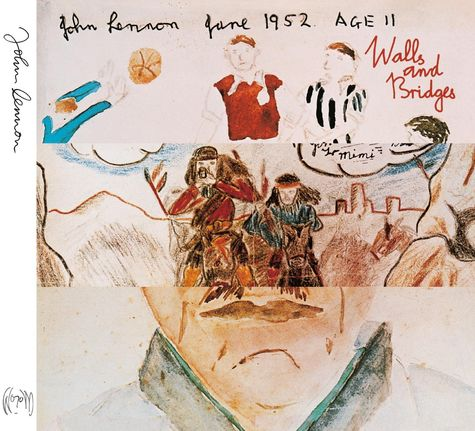 John Lennon: Walls And Bridges (Remastered)