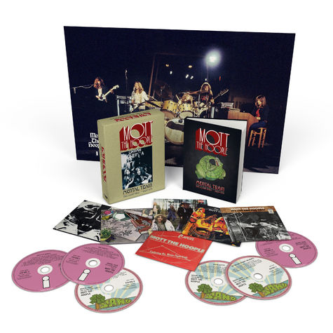 Mott The Hoople: Mental Train (The Island Years 1969-71) (6CD)