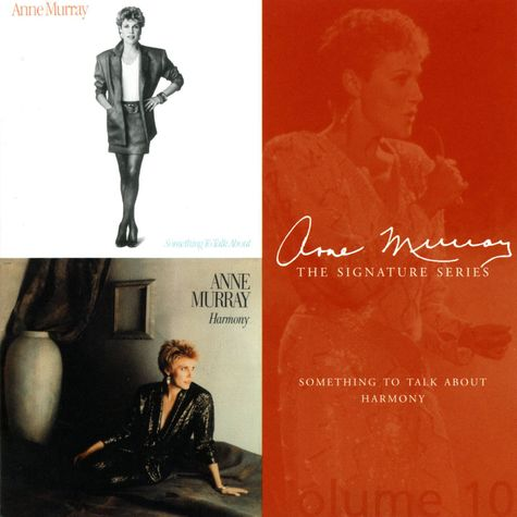 Anne Murray: Something To Talk About/ Harmony