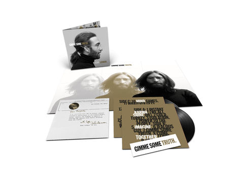 John Lennon: GIMME SOME TRUTH: The Best Of John Lennon (2LP)