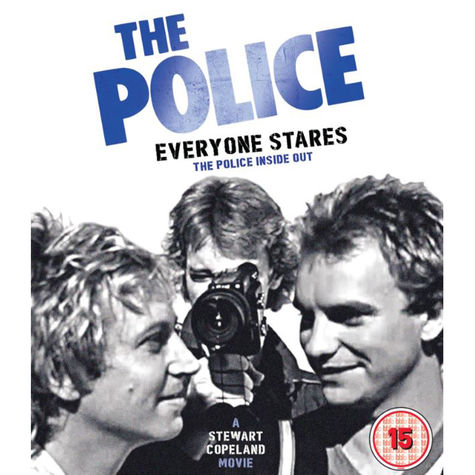 The Police: The Police/Everyone Stares - The Police Inside Out (BLU-RAY)