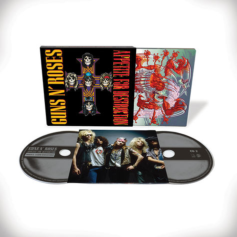 Guns N' Roses: Appetite For Destruction - 2CD Deluxe Edition
