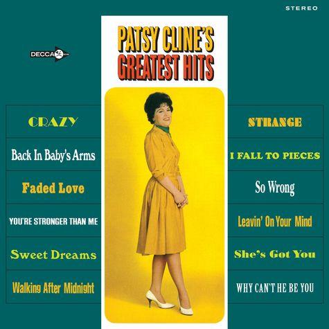 Patsy Cline: Greatest Hits