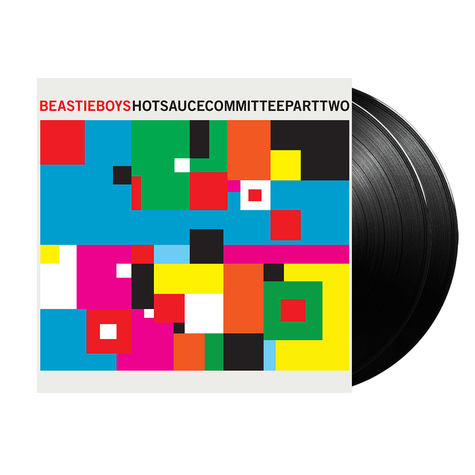 Beastie Boys: Hot Sauce Committee Part Two (2LP)