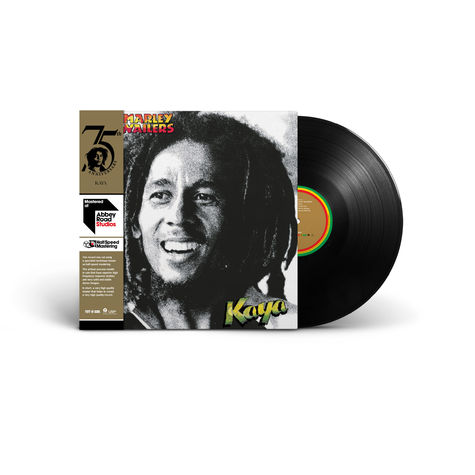 Bob Marley and The Wailers: Kaya (Half-Speed Mastered LP)