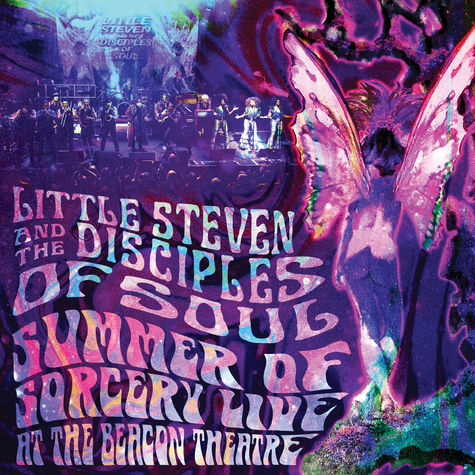 Little Steven And The Disciples Of Soul: Live At The Beacon Theatre (5LP)