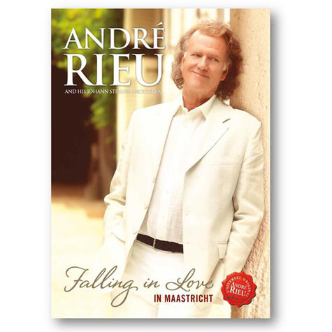 André Rieu: Falling In Love in Maastricht (DVD)
