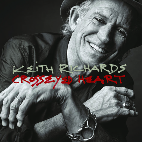 Keith Richards: Crosseyed Heart (CD)