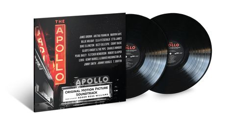 The Apollo: The Apollo: Original Motion Picture Soundtrack
