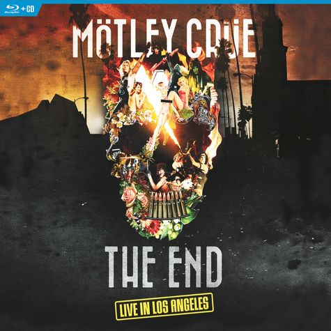 Motley Crue: The End - Live In Los Angeles (Blu-Ray + CD)