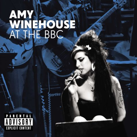 Amy Winehouse: At The BBC (3DVD+CD)