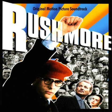 Soundtrack: Rushmore CD Soundtrack