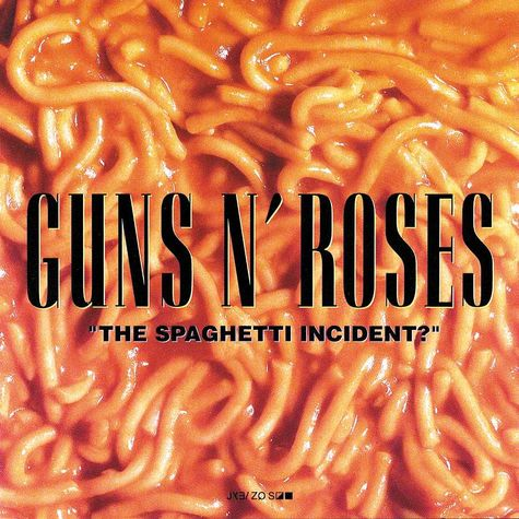 Guns N' Roses: The Spaghetti Incident (CD)