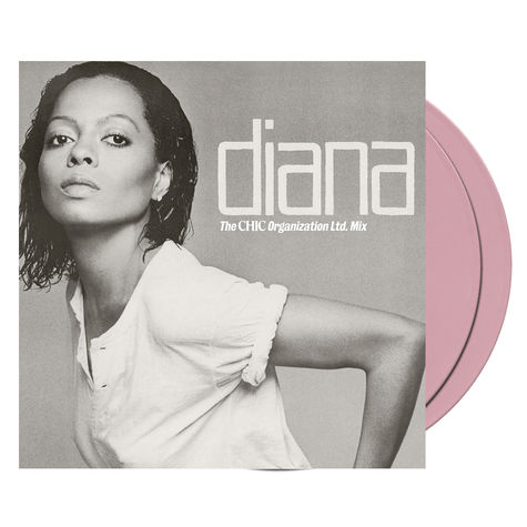 Diana Ross: Diana: The Original ChicMix (2LP Pink Vinyl)
