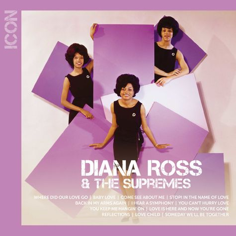 Diana Ross & The Supremes: Icon (CD)