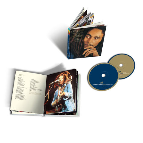Bob Marley: Legend 30th Anniversary (CD+ Blu-Ray)