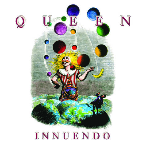 Queen: Innuendo (Remastered 2 CD Deluxe Edition)