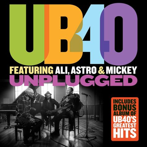 UB40: UB40 Unplugged + UB40 Greatest Hits (2CD)