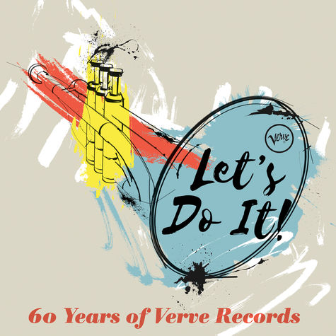 Various Artists: Let's Do It! 60 Years of Verve Records (4CD)