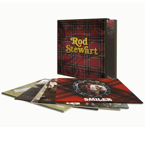 Rod Stewart: Rod Stewart (5 LP Box Set)