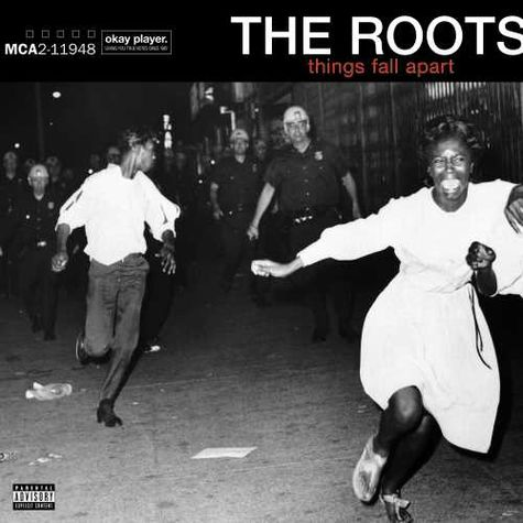 The Roots: Things Fall Apart (3LP)