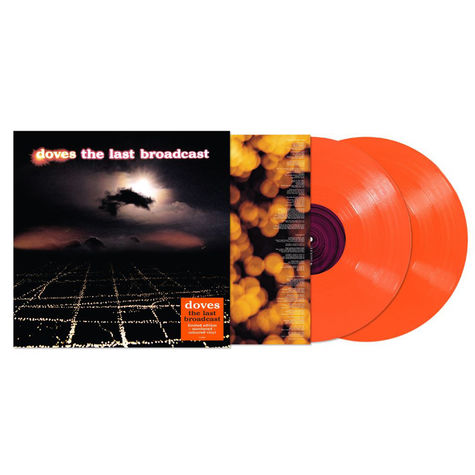 Doves: The Last Broadcast (2LP Orange)