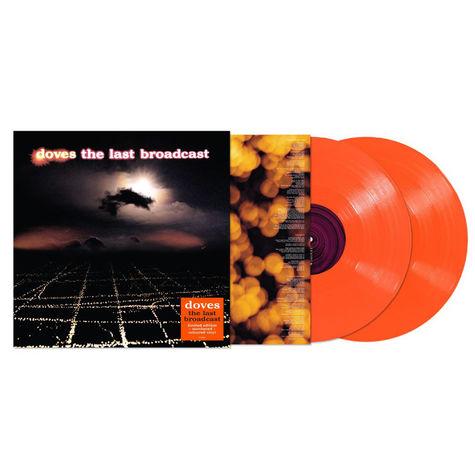 Doves: The Last Broadcast (2LP Orange)