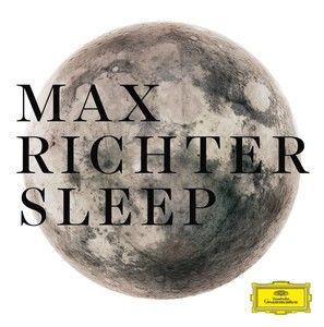 Max Richter: Sleep: 8 Hour Deluxe Edition (8CD + BLU-RAY AUDIO)