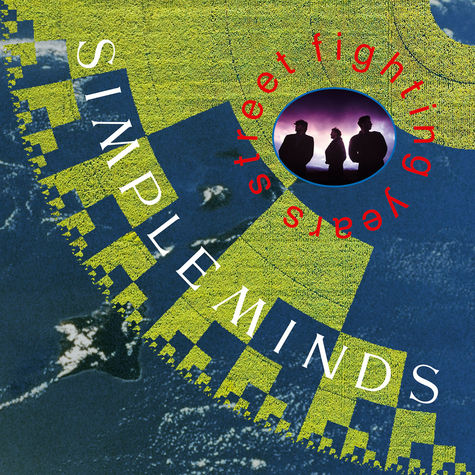 Simple Minds: Street Fighting Years (2LP)
