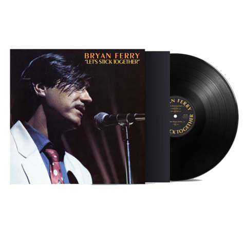 Bryan Ferry: Let's Stick Together (LP)