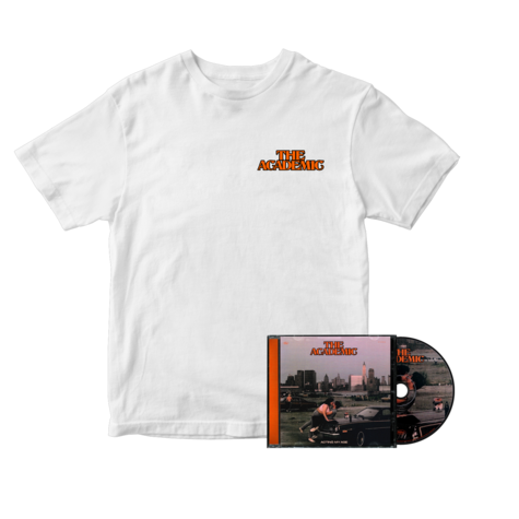 The Academic : CD + Tee + Signed Card