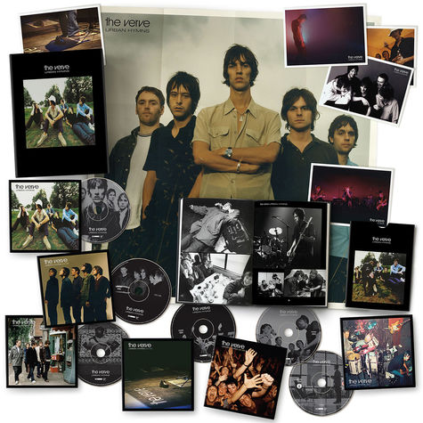 The Verve: Urban Hymns - Super Deluxe (5CD+DVD)