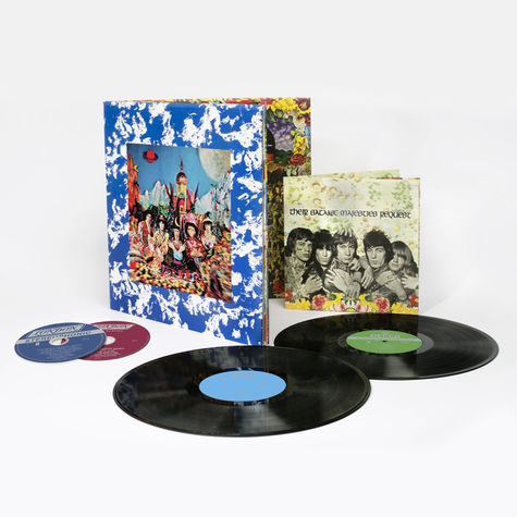 The Rolling Stones: Their Satanic Majesties Request (Box) (2LP + 2 SACD)