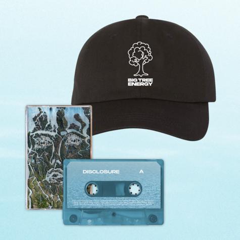 Disclosure: Cassette + Cap