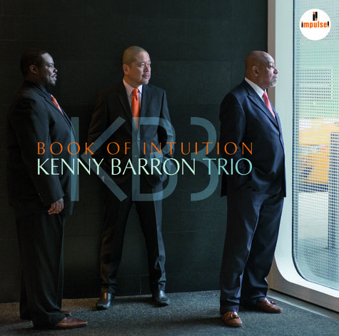 Kenny Barron Trio: Book of Intuition (CD)