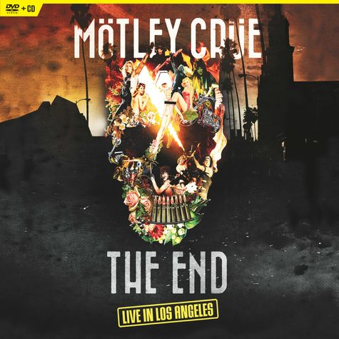 Motley Crue: The End - Live In Los Angeles (DVD + CD)
