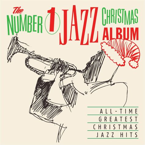Various Artists: The Number 1 Jazz Christmas Album (2CD)
